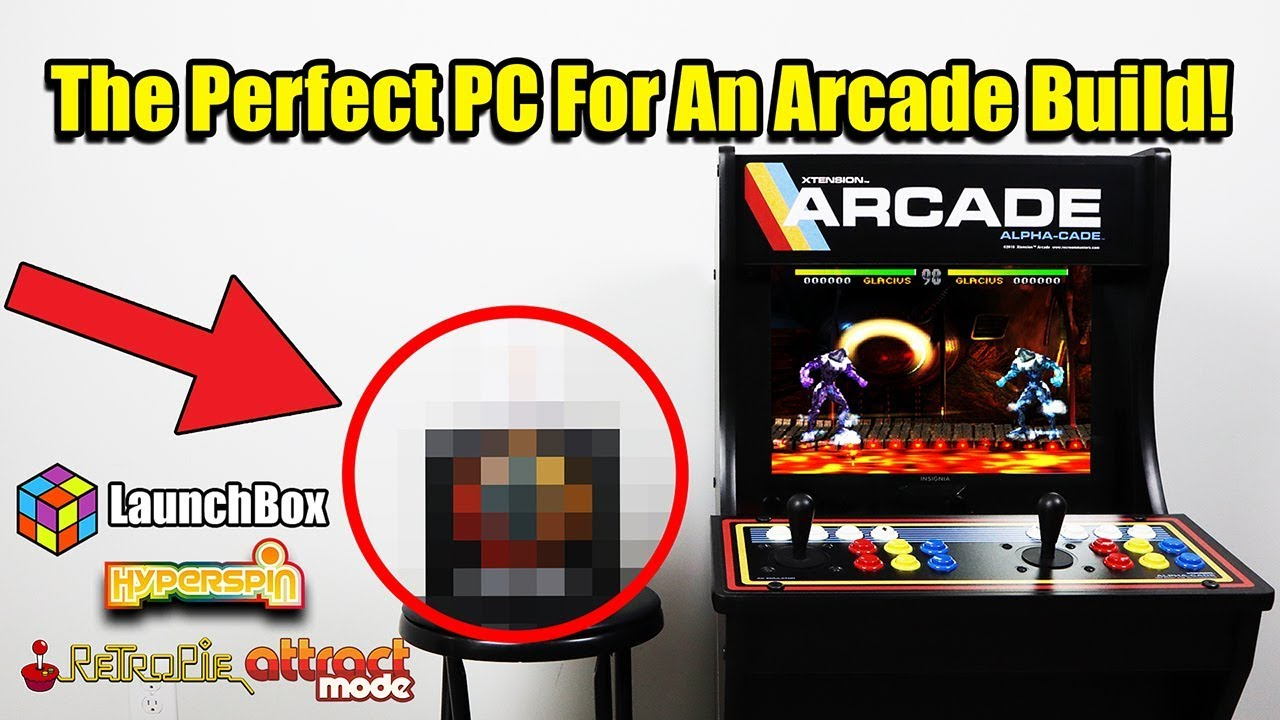 The Perfect PC For An Arcade Build!