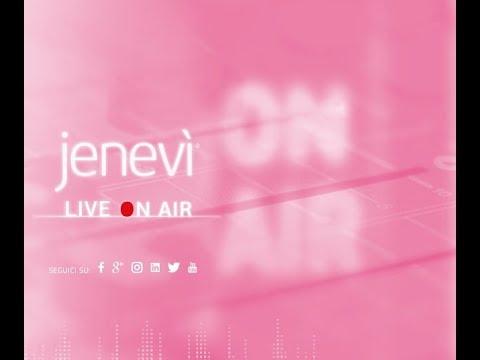 Live stream di Jenevì - Gli ultrasuoni micro-focalizzati di Ultherapy
