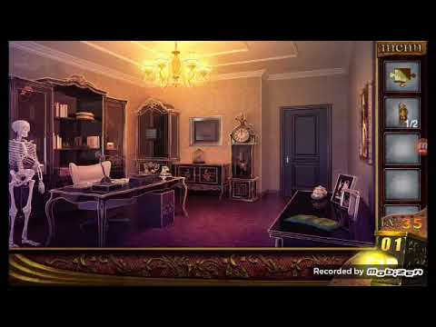 Can You Escape The 100 Room Iv Level 35 New Puzzle Youtube