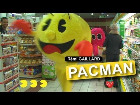 PAC MAN (REMI GAILLARD)
