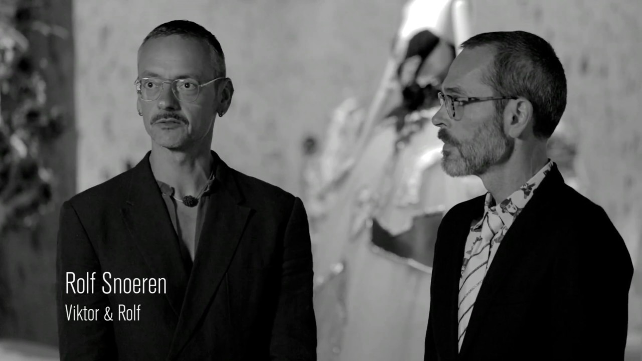 Viktor&Rolf: Fashion Artists 25 Years at Kunsthal Rotterdam