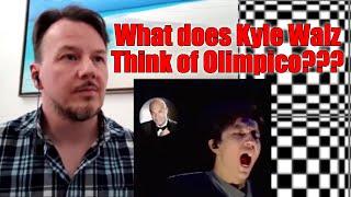 Kyle Walz REACTION Dimash Kudaibergen & Igor Krutoy Olimpico Musicians Panel Discusses