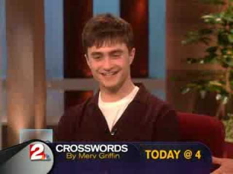 Daniel Radcliffe on Ellen