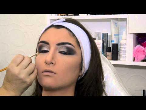 Yollande Touch Salon Makeup مكياج عروس تقيل 2016