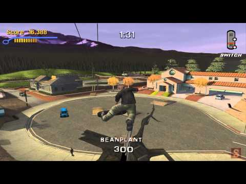 Tony Hawk's Pro Skater 3: Secret Areas