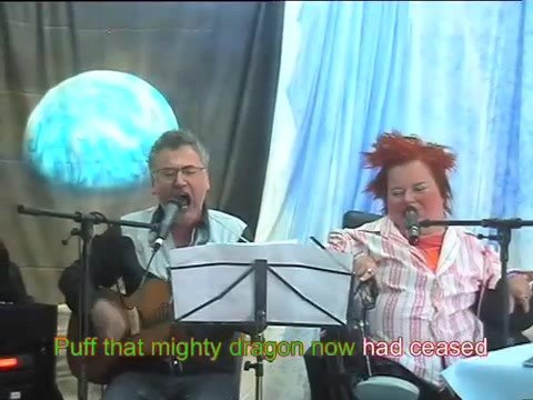 Sing along with The Disabled Avant-Garde