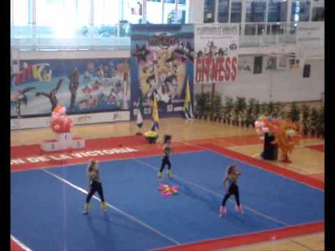 FITKID GYM AND DANCE ITALIA 2010/2011