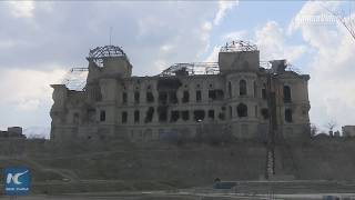 Afghanistan's reconstructed palace to be inaugurated