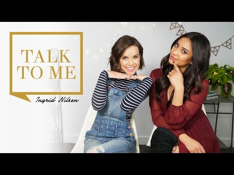 Download Ingrid Nilsen on Coming Out | Shay Talk Pictures