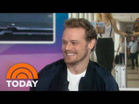 Sam Heughan On What It Was Like To Film 'The Spy Who Dumped Me'  TODAY
