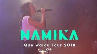 Namika - Que Walou Tour 2018 - Köln