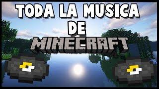 Toda La Musica De Minecraft Para Construir :D | HIIPO