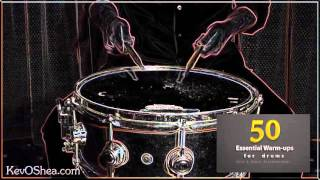 Learn the Ruff/Single stroke four | Essential Warm-ups for Drums