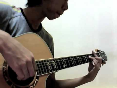 Nothings Gonna Change My Love For You Fingerstyle Guitar Cover By
