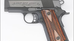 Colt New Agent .45ACP