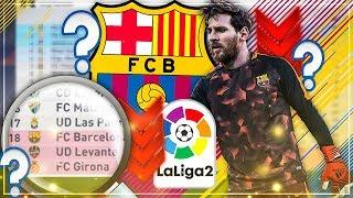 MIT DEM FC BARCELONA ABSTEIGEN OHNE ENTLASSEN ZU WERDEN!?? ⬇️🔥🧐 - FIFA 18 Experiment
