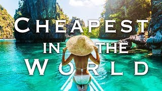 10 of the Cheapest Countries For Travel 10 Affordable Countries For Budget Travelers