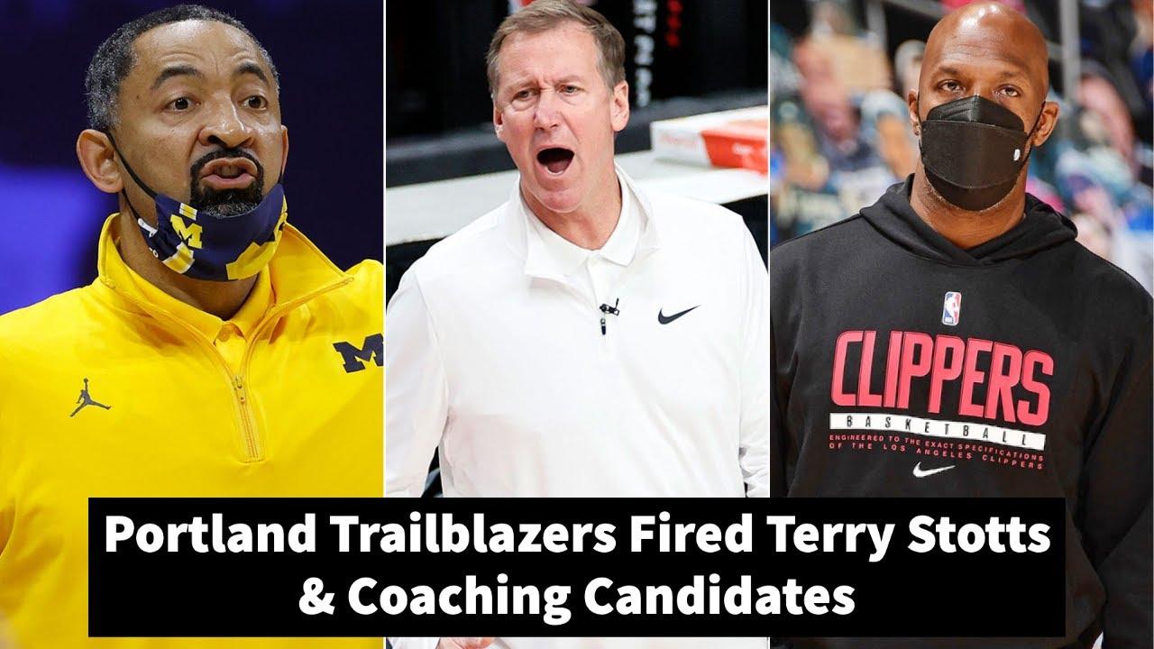 Blazers coaching search: Damian Lillard basically tells Portland to ...