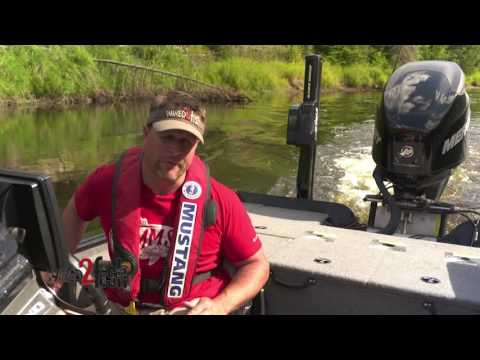 Using Your Performance Engine for River Fishing Skinny Water
