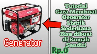 Download Video Cara Membuat Generator Sederhana MP3 3GP MP4
