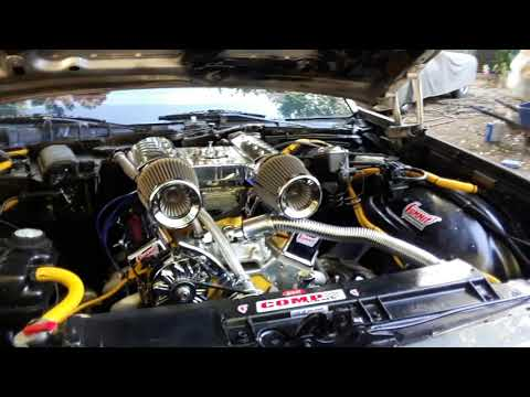385 Stroker Box Chevy by Scrapiron