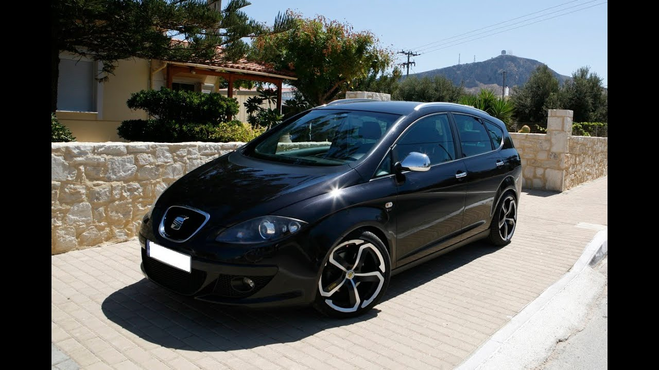 Seat Altea Xl 1 8 Tsi Stylance 160hk Youtube