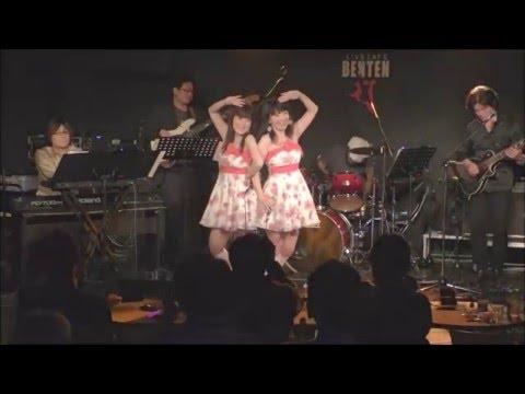 アラカンアイドル myunとyayo~「恋のインディアン人形 / リンリン・ランラン」