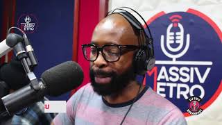 Allon Raiz Talks Entrepreneurship on the Dj Sbu Breakfast with Dj Sbu