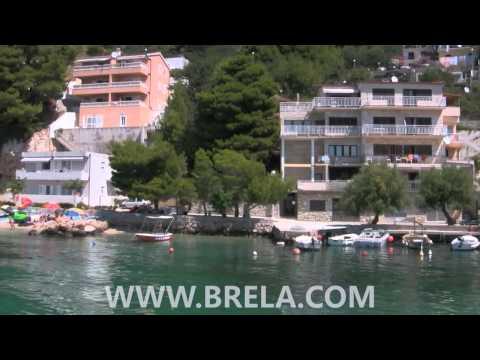 Brela - beach Stomarica 2010.