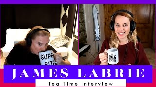 Dream Theater's James LaBrie: Tea Time Interview with Elizabeth Zharoff