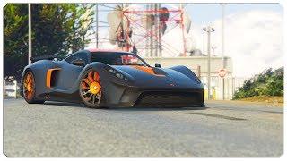 GTA 5 TUNING - Cheval Taipan
