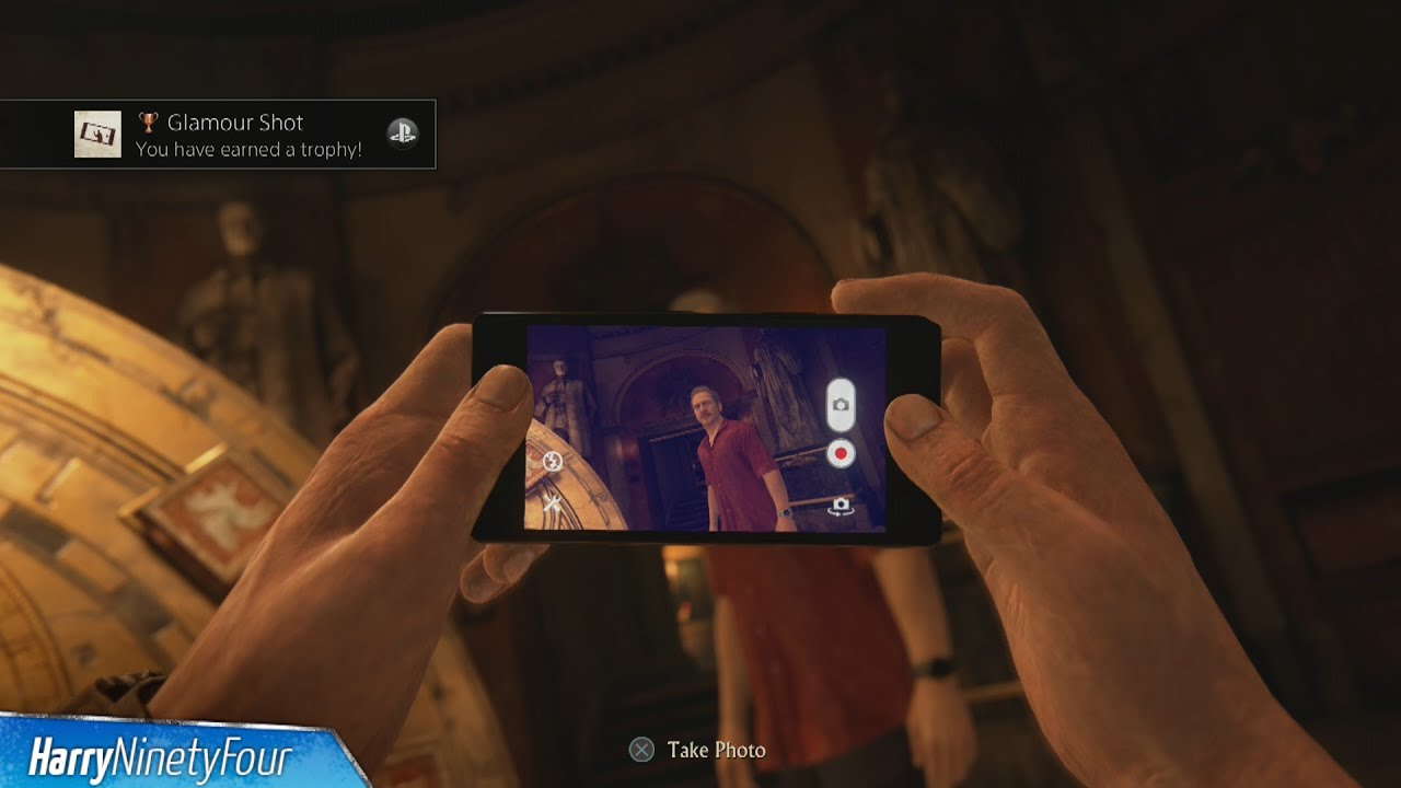 uncharted 4 a thief s end glamour shot trophy guide hidden rh youtube com uncharted trilogy trophy guide uncharted trophy guide extended