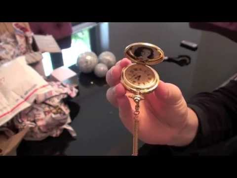 Unboxing the New 2015 Musical Pocket Watch!( No Orchestra)
