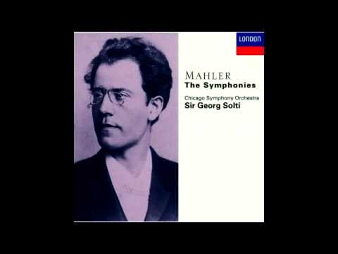 Gustav Mahler - Symphony No. 5: Adagietto (Solti, CSO)