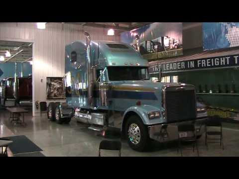C.L. Werner Trucking Museum in Omaha, NE