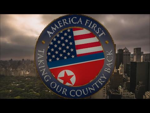 America first, North Korea second