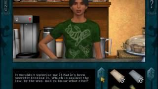 Nancy Drew: Danger on Deception Island - Speedrun (57:28)