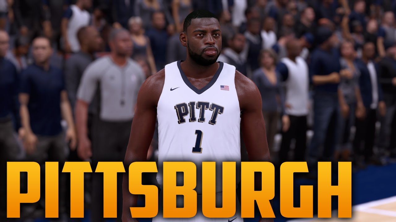 2209b0186a07 NBA 2K16 Pittsburgh Panthers Jersey   Court Tutorial - YouTube
