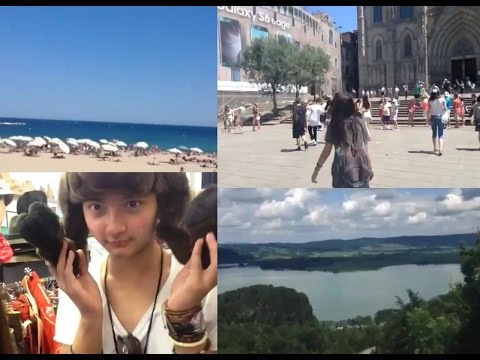 Megan's trip to German + Spain!! (vlog) | Jegan1421