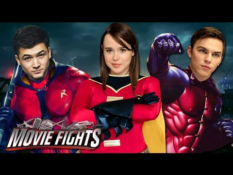 Who Should Play Robin in the Next Batman Movie? - MOVIE FIGHTS!