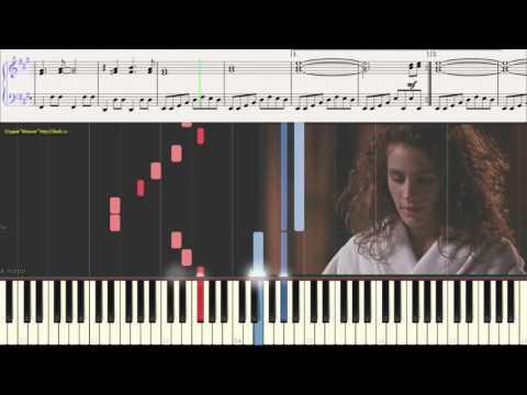 Ноты. Ноты для фортепиано, ноты для пианино. Нотный архив.