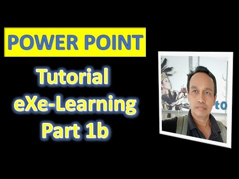 Diklat Bahan Ajar Tutorial eXe Learning Part 1b