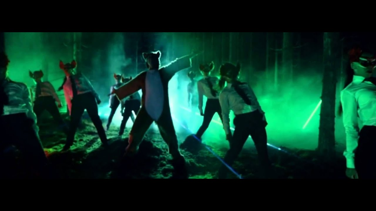Ylvis The Fox What Does The Fox Say Official Music Video Hd Youtube