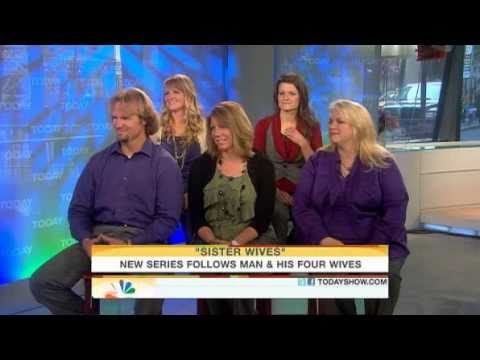 TLC Sister Wives: Utah, Lehi Polygamist Kody Brown and his 4 wives