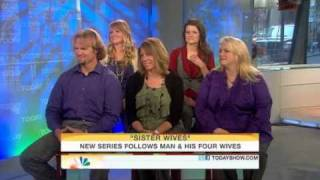 TLC Sister Wives: Utah, Lehi Polygamist Kody Brown and his 4 wives