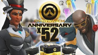 Video Overwatch - Avataan 52 Anniversary 2018 Loot Boxia! download MP3, 3GP, MP4, WEBM, AVI, FLV Mei 2018
