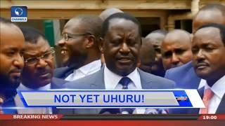 connectYoutube - The kenya Election Annulment Verdict Pt 1 | Politics Today |