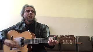 """OST """"Мы из будущего в  руках автомат- guitar cover Garri Pat"""