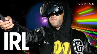 Kyle Experiences Virtual Reality   IRL