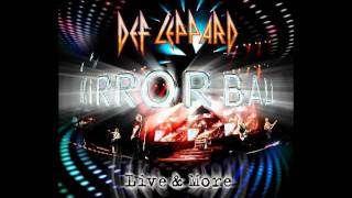 Def Leppard - Too Late For Love Lyrics